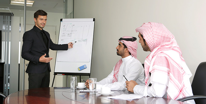 Want To Do Business In Saudi Arabia?