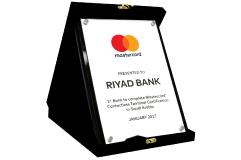 Completed MasterCard Contactless Terminal Certification for 2017