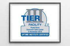 Tier III Certification of Constructed Facility