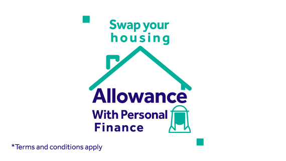 Swap your housing allowance with personal finance